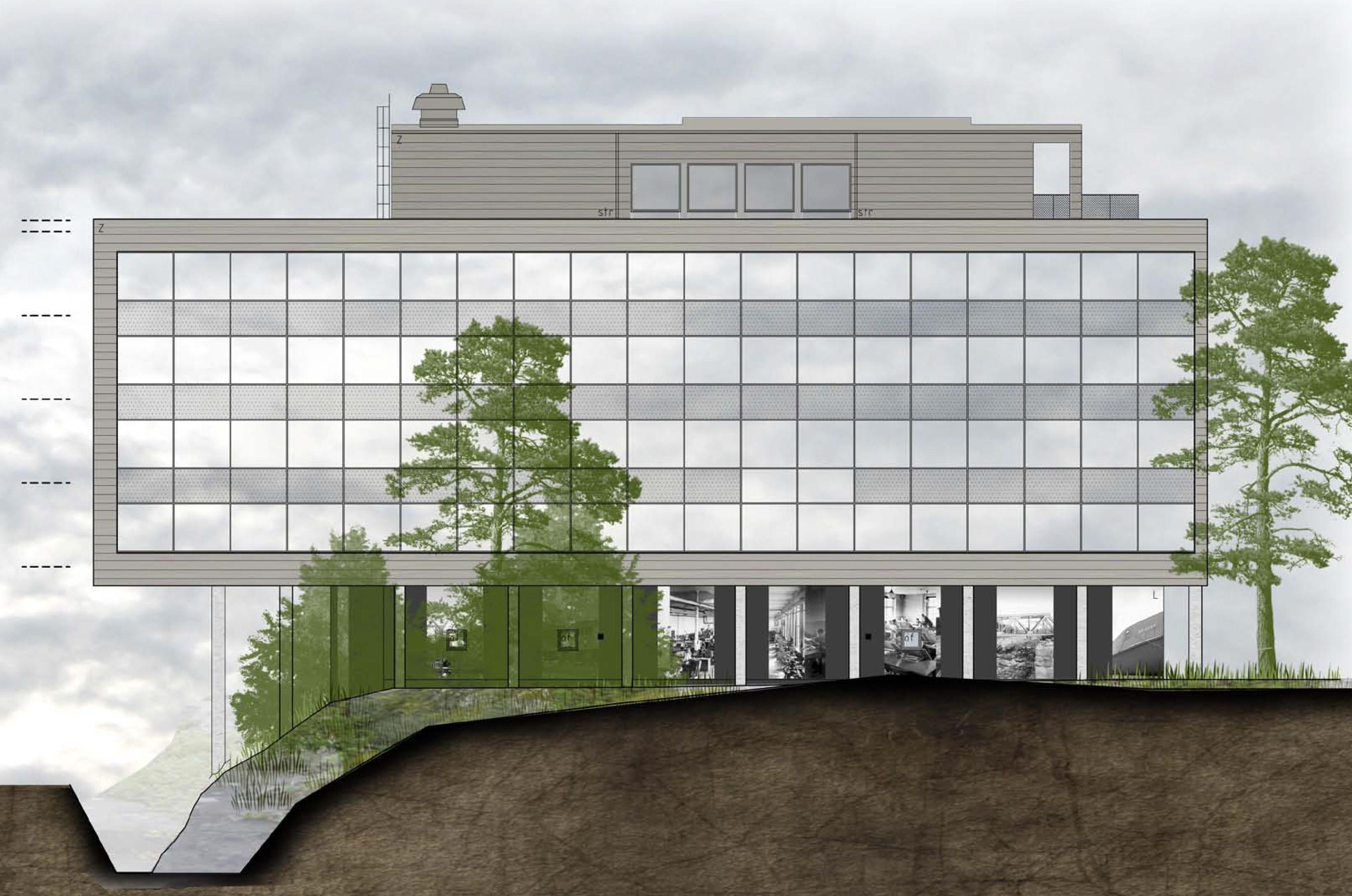 Kontorsbyggnad Trollhättan