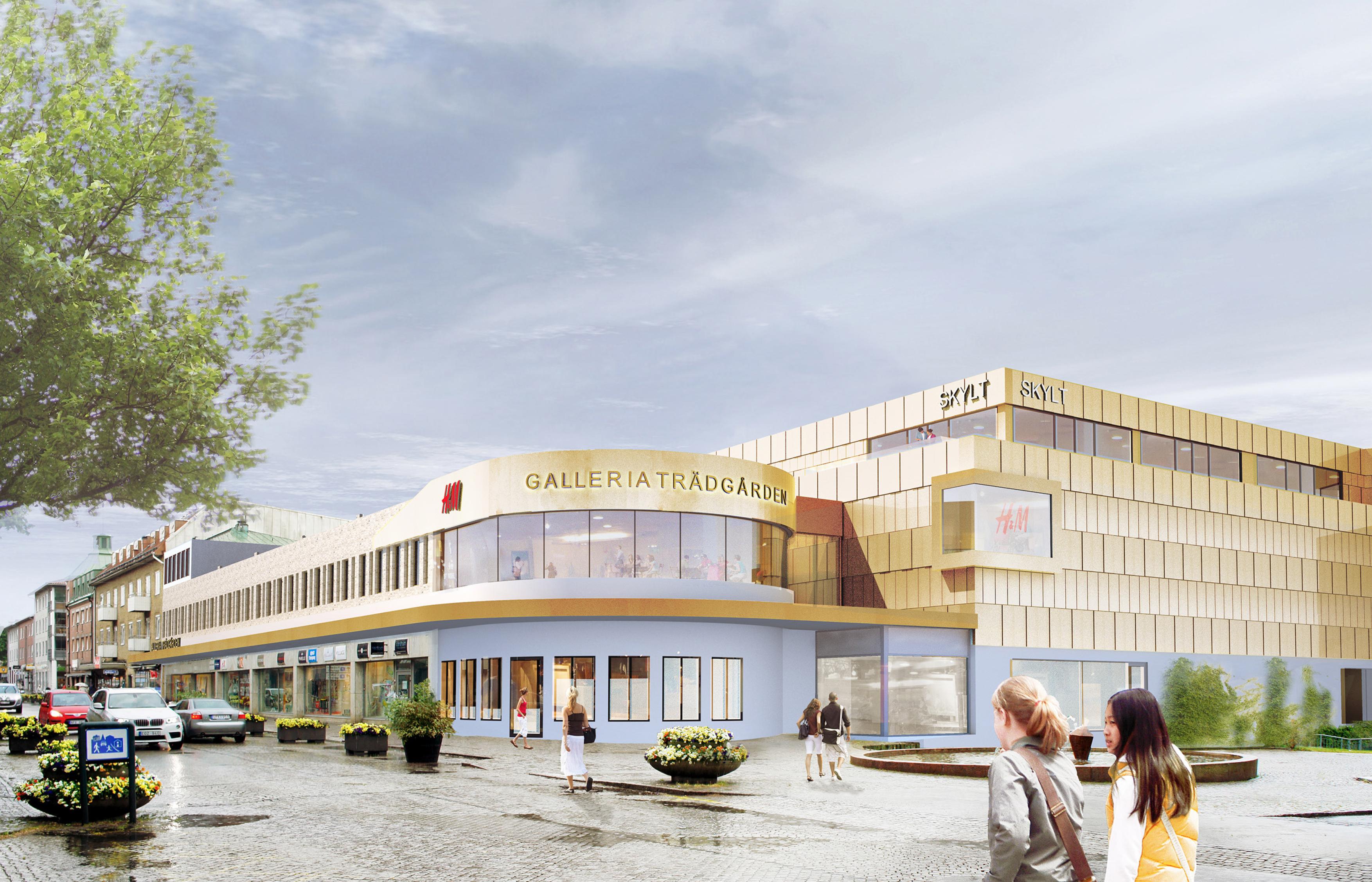 Galleria Trädgården_Krook &Tjäder